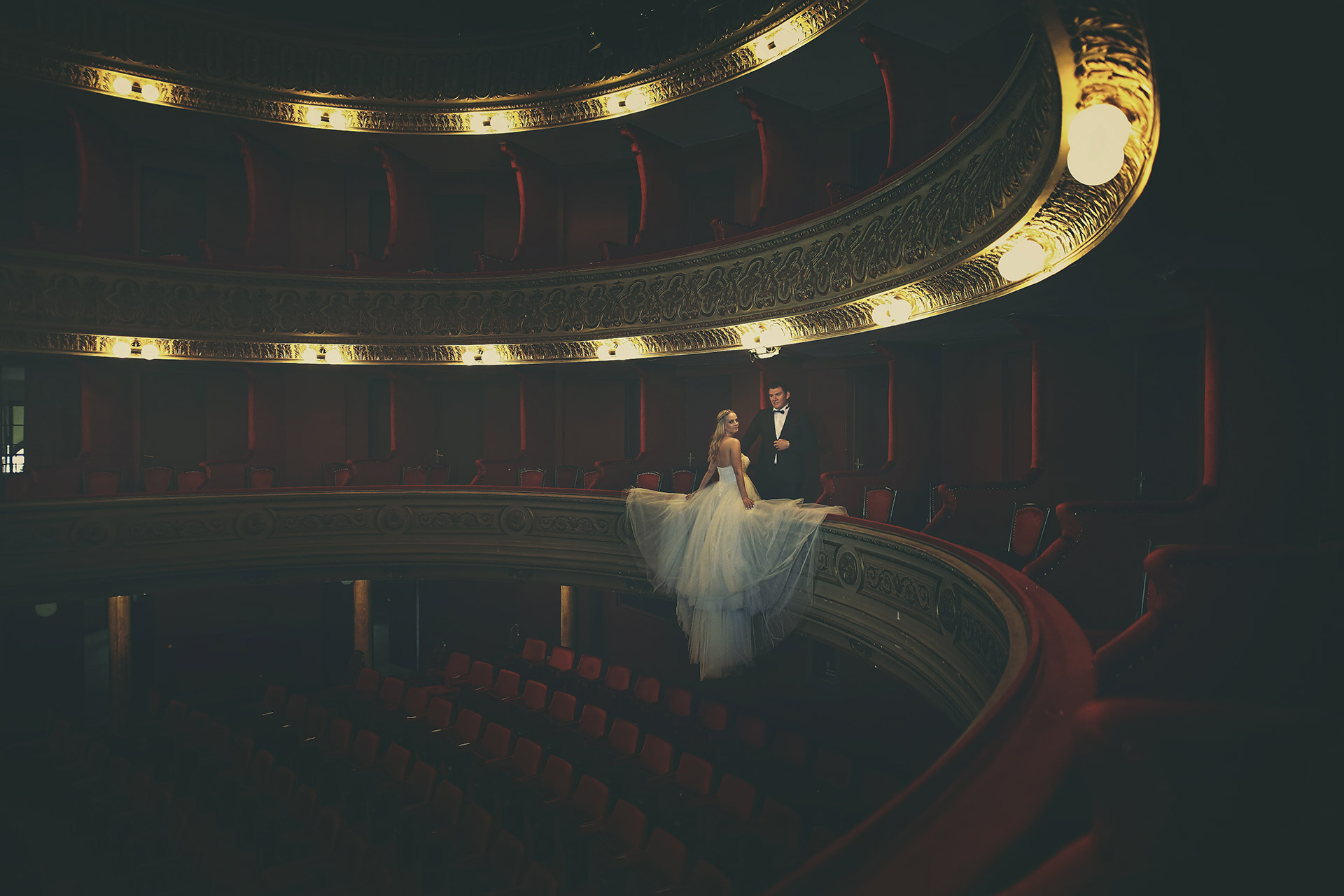 Theatrical Moments